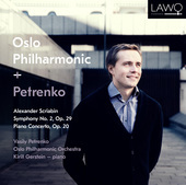 Album artwork for SYMPHONY NO.2