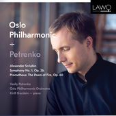 Album artwork for SYMPHONY NO. 1, OP. 26
