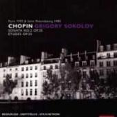 Album artwork for CHOPIN: GRIGORY SOKOLOV