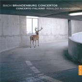 Album artwork for BACH, J.S.: BRANDENBURG CONCERTOS