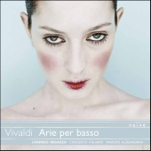 Album artwork for ARIE PER BASSO
