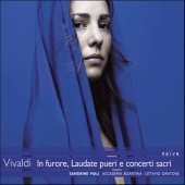 Album artwork for Vivaldi: In furore e concerti sacri / Dantone