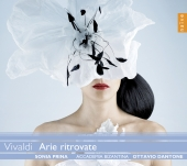 Album artwork for Vivaldi: Arie ritrovate