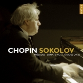 Album artwork for CHOPIN: PRELUDES, ETC.