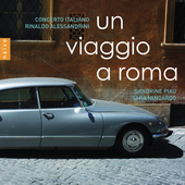 Album artwork for UN VIAGGIO A ROMA