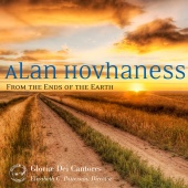 Album artwork for Hovhaness: From the Ends of the Earth