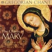 Album artwork for The Chants of Mary, Gregorian Chant