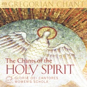 Album artwork for Chants of The Holy Spirit. Gloriae Dei Cantores (S