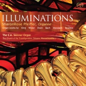 Album artwork for Sharon Rose: Illuminations - Organ Works