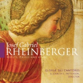Album artwork for Rheinberger: Motets, Masses and Hymns