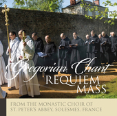 Album artwork for REQUIEM MASS