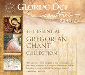 Album artwork for The Essential Gregorian Chant Collection
