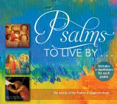 Album artwork for Psalms to Live By - Anglican Chant