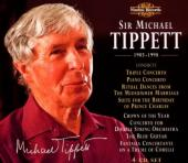 Album artwork for Sir Michael Tippett: Orchestral Works
