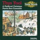 Album artwork for Thys Yool-A Medieval Christmas