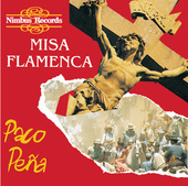 Album artwork for MISA FLAMENCA...............
