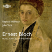 Album artwork for Bloch: Music for Cello & Piano