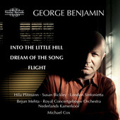 Album artwork for Benjamin: Into the Little Hill - Flight - Dream of