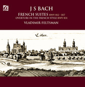 Album artwork for Bach: French Suites / Feltsman