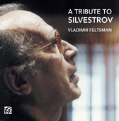 Album artwork for TRIBUTE TO SILVESTROV