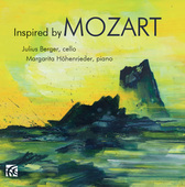 Album artwork for Inspired by Mozart