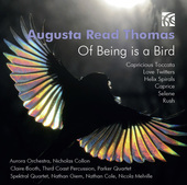 Album artwork for Thomas: Of Being is a Bird