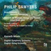 Album artwork for Philip Sawyers Concertos & Orchestral Works