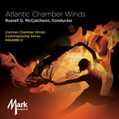 Album artwork for Cochran Chamber Winds Commissioning Series, Vol. 2
