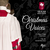 Album artwork for Christmas Voices