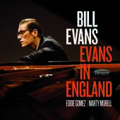 Album artwork for EVANS IN ENGLAND: LIVE AT RONN