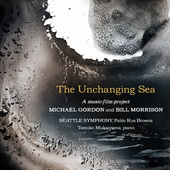 Album artwork for The Unchanging Sea