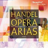 Album artwork for OPERA ARIAS, VOLUME 1 / Drew Minter