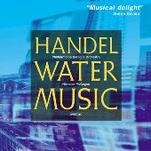 Album artwork for WATER MUSIC