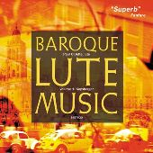Album artwork for Kapsburger: BAROQUE LUTE MUSIC