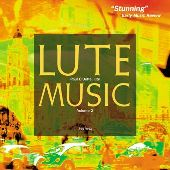 Album artwork for LUTE MUSIC, VOLUME 2