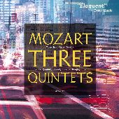 Album artwork for THREE QUINTETS