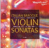 Album artwork for ITALIAN BAROQUE VIOLIN SONATAS