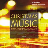 Album artwork for A Star in the East - Hungarian Christmas Music