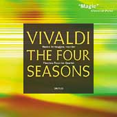 Album artwork for VIVALDI THE FOUR SEASONS