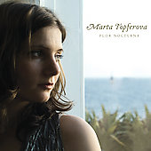Album artwork for MARTA TOPFEROVA - FLOR NOCTURNA