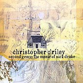 Album artwork for CHRISTOPHER O'RILEY: SECOND GRACE - THE MUSIC OF