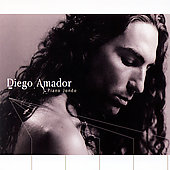 Album artwork for DIEGO AMADOR: PIANO JONDO