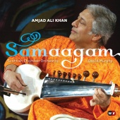 Album artwork for Amjad Ali Khan: Samaagam