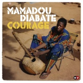 Album artwork for Mamadou Diabate: Courage