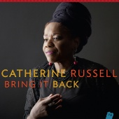 Album artwork for Bring it Back. Catherine Russell