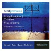 Album artwork for Bridgehampton Chamber Music Festival - Premieres