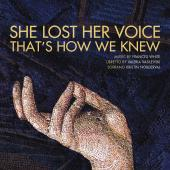 Album artwork for White: She Lost Her Voice That's How We Knew