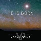 Album artwork for He Is Born