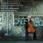 Album artwork for Fauré, Grieg & Rachmaninoff: Works for Cello & Pi