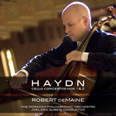 Album artwork for Haydn: Cello Concerto Nos. 1 & 2